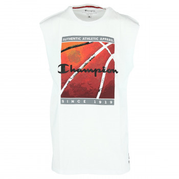 CHAMPION ODJECA-DUKSERICA-CREWNECK SLEEVELESS T-SHIRT