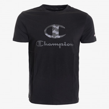 CHAMPION ODJECA-MAJICA-PRINTED TECH T-SHIRT