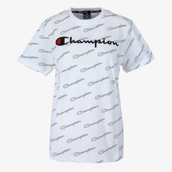 CHAMPION ODJECA-MAJICA-ALL OVER T-SHIRT