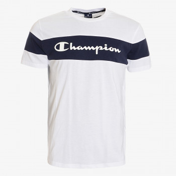 CHAMPION ODJECA MAJICA COLOR BLOCK T SHIRT