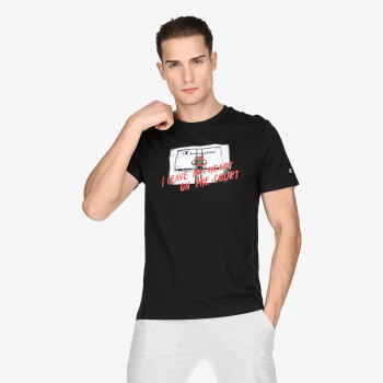 CHAMPION STREET BASKET BOARD T-SHIRT