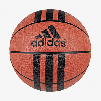 ADIDAS LOPTA-3 STRIPES RUBBER BBALL