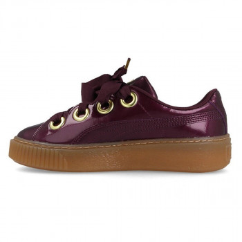 PUMA OBUCA PATIKE PUMA BASKET PLATFORM KISS ANODIZED JR