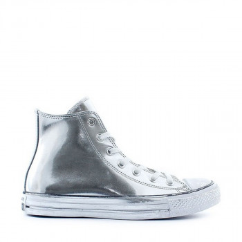 CONVERSE OBUCA CHUCK TAYLOR ALL STAR CHROME LEATH