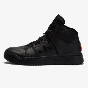ELLESSE OBUCA-PATIKE-ASSIST HI LTHR AM BLK/BLK/BLK