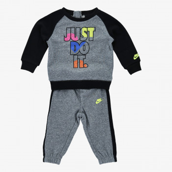 NIKE ODJECA-SET-NKB JDI FLEECE CREW SET