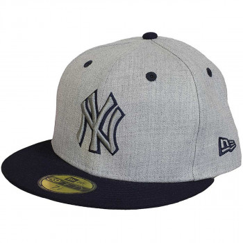 NEW ERA KACKET-HEATHER TOP NEW YORK YANKEES OFFI