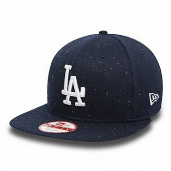 NEW ERA KACKET-SNAP SPECKLE LOS ANGELES DODGERS