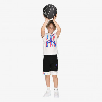 NIKE NIKE NIKE JDB SPACE GLITCH TEE/SHORT SET