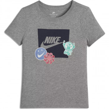 NIKE ODJECA-MAJICA-G NSW TEE DNA STICKERS