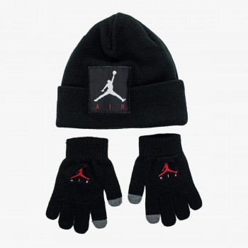 NIKE KAPA JORDAN JAN OFFSET PATCH BEANIE