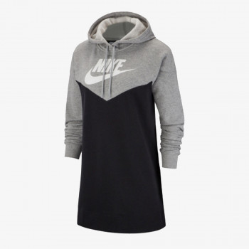 NIKE ODJECA-HALJINA-W NSW HRTG HOODIE DRESS SB
