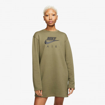 NIKE ODJECA HALJINA W NSW AIR CREW DRESS BB FLC