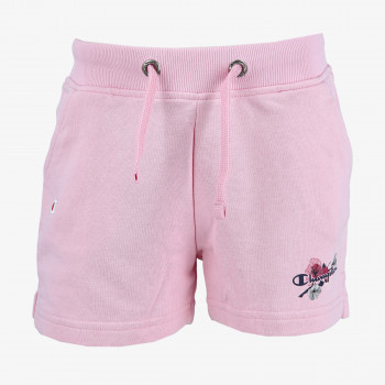 CHAMPION ODJECA SORC GIRLS FLOWER SHORTS