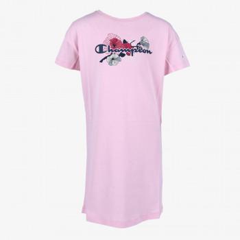 CHAMPION ODJECA-HALJINA-GIRLS FLOWER DRESS
