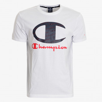 CHAMPION ODJECA-MAJICA-ALL OVER LOGO T-SHIRT