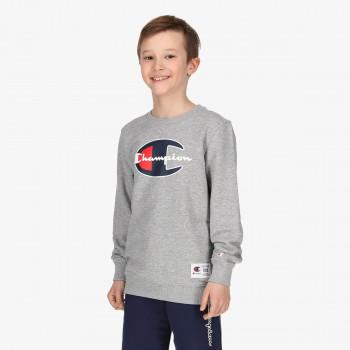 CHAMPION BOYS ROCH CREWNECK