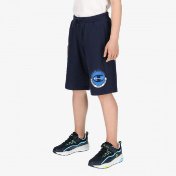 CHAMPION BOYS BIG LOGO SHORTS