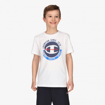 CHAMPION CHAMPION CHAMPION BOYS BIG LOGO T-SHIRT