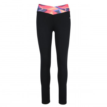 CHAMPION ODJECA-HELANKE-GYM  PRINTED WAIST LEGGINGS