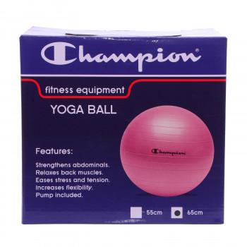 CHAMPION LOPTA-CHAMPION YOGA BALL PINK