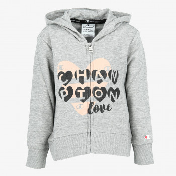 CHAMPION ODJECA-DUKS-HEARTS FULL ZIP HOODY