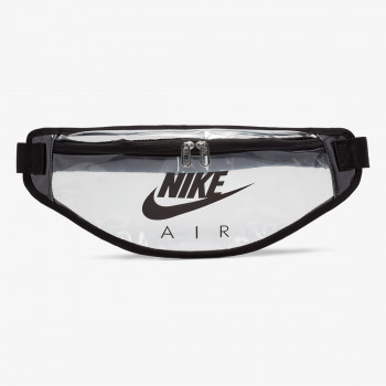 NIKE TORBA NK HERITAGE HIP PACK   CLEAR