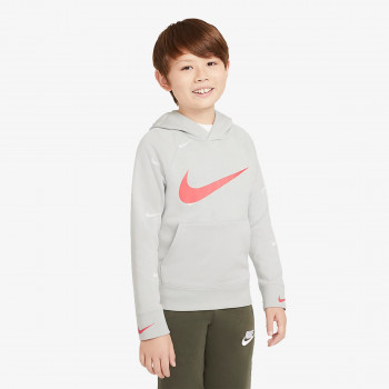 B NSW FLC SWOOSH HOODED PO