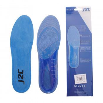 J2C ULOSCI ZA OBUCU-J2C GEL INSOLE BLUE MAN