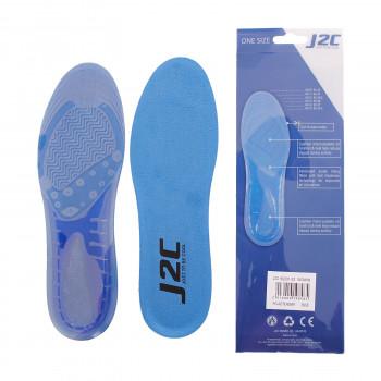 J2C ULOSCI ZA OBUCU-J2C GEL INSOLE BLUE WOMA