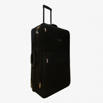 J2C KOFER-J2C BLACK SOFT SUITCASE 22INCH