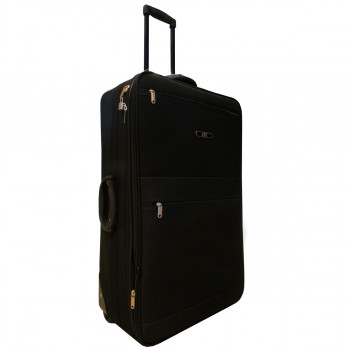 J2C KOFER-J2C BLACK SOFT SUITCASE 30INCH