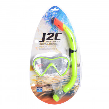J2C MASKA I DISALJKA J2C MASK SNORKEL SET  JUNIOR