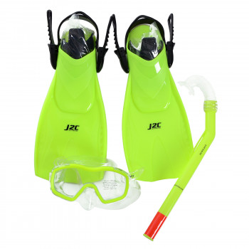 J2C PERAJA MASKA I DISALJKA-J2C MASK  SET KIDS