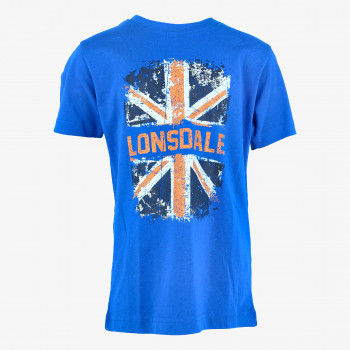 LONSDALE LONSDALE LONSDALE ODJECA MAJICA FLAG KIDS TEE
