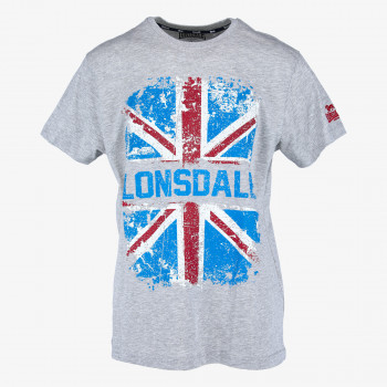 LONSDALE ODJECA-MAJICA-FLAG TEE