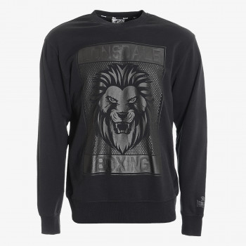 LONSDALE ODJECA DUKS BLK LION SWEAT