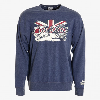 LONSDALE ODJECA DUKS RETRO FLAG SWEAT