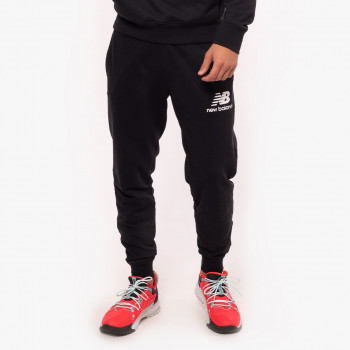 NEW BALANCE ODJECA-D.DIO-ESSENTIALS STACKED LOGO SWEATPANT