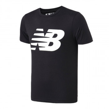 NEW BALANCE ODJECA-MAJICA-GRAPHIC NB LOGO TEE