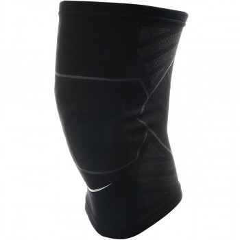 NIKE STEZNIK NIKE ADVANTAGE KNITTED KNEE SLEEVE L BLA