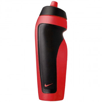 NIKE FLASICA-NIKE SPORT WATER BOTTLE BRIGHT CRIMSON/B