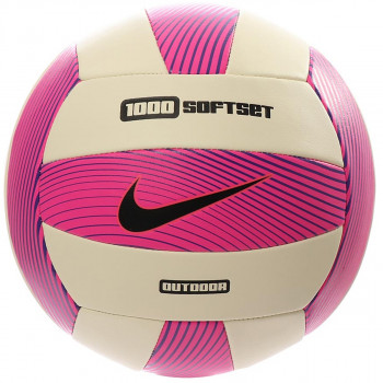 JR NIKE LOPTA-NIKE 1000 SOFTSET OUTDOOR VOLLEYBALL INFLATE