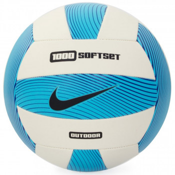 NIKE LOPTA NIKE 1000 SOFTSET OUTDOOR VOLLEYBALL INFLATED WITH BOX ELECTRIC