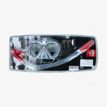 SPEEDO MASKA-SPEEDO SPORT ADULT DUAL LENSES COMBO WIT