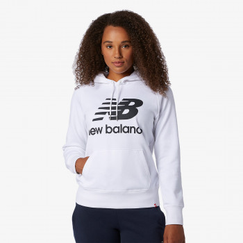 NEW BALANCE NB ESSENTIALS PULLOVER HOODIE