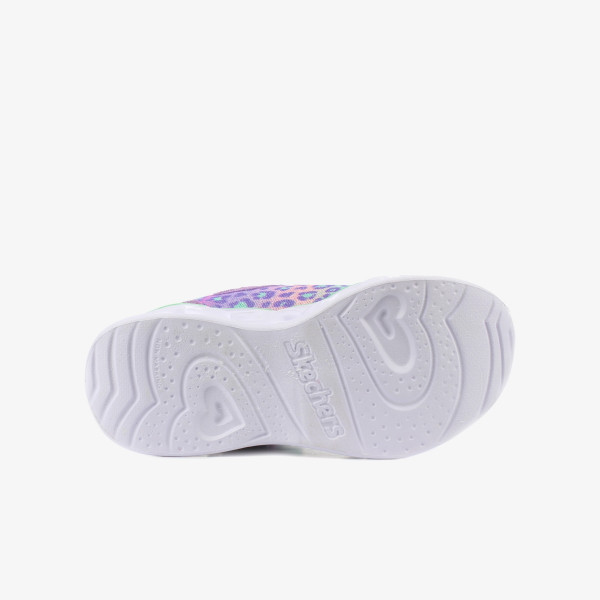 SKECHERS HEART LIGHTS - UNTAMED HEARTS