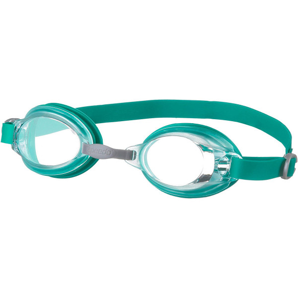 SPEEDO JET V2 GOG AU GREEN/CLEAR