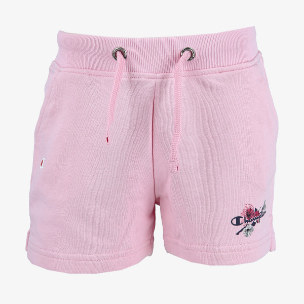 CHAMPION ODJECA-SORC-GIRLS FLOWER SHORTS