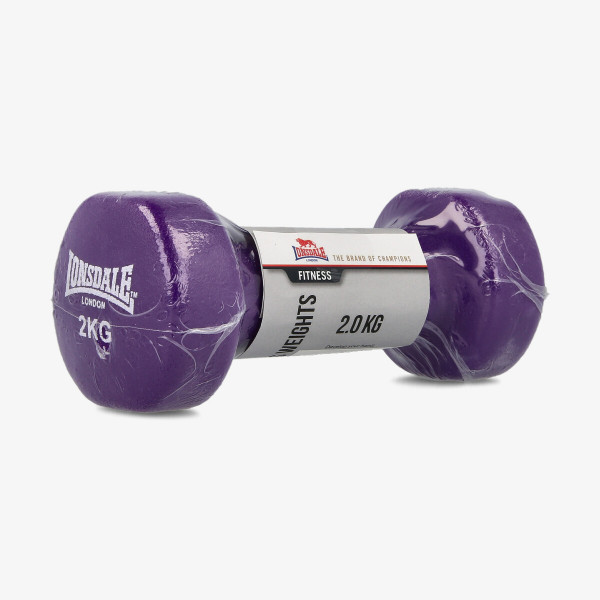 LONSDALE TEG-LNSD FITNESS WEIGHTS 2KG